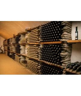 Eco Fields wijnkelder